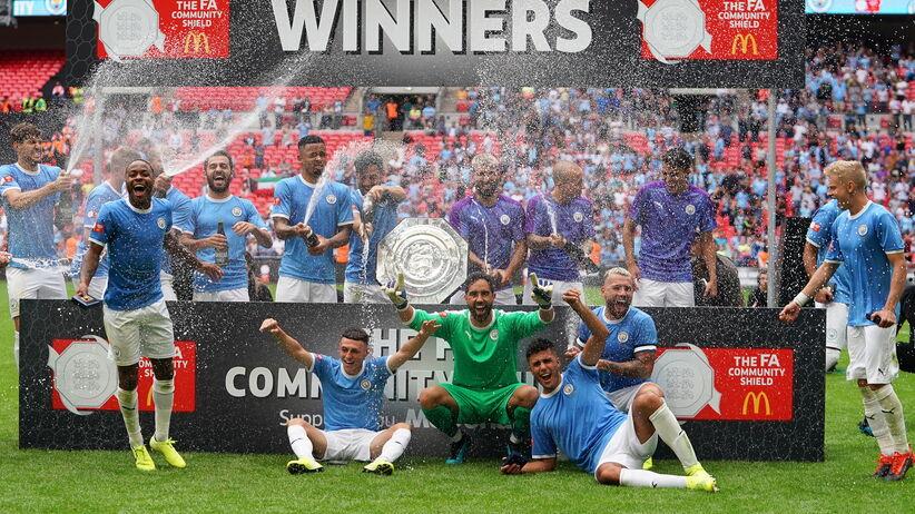 Manchester City zdobywcą Tarczy Wspólnoty