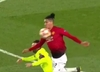 Lionel Messi zalał się krwią