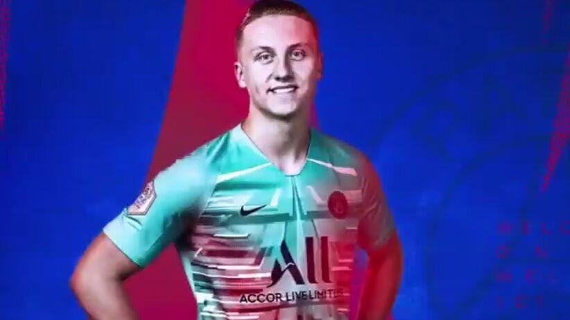 Marcin Bułka bramkarzem PSG