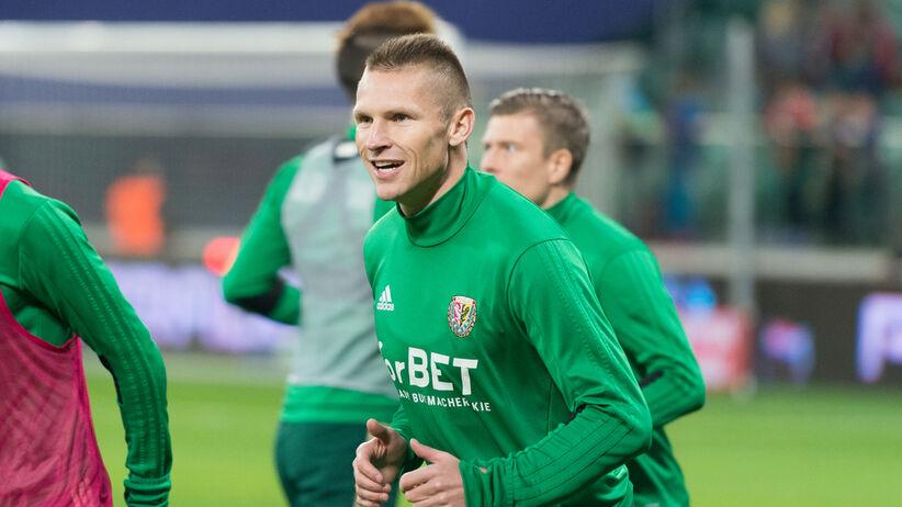 Marcin Robak piłkarzem Widzewa
