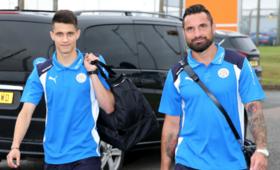 Wasilewski odchodzi z Leicester City