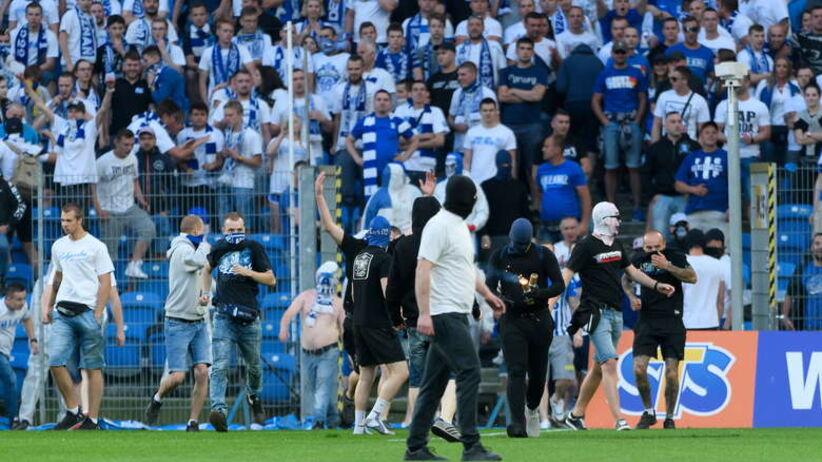 skandal w Poznaniu