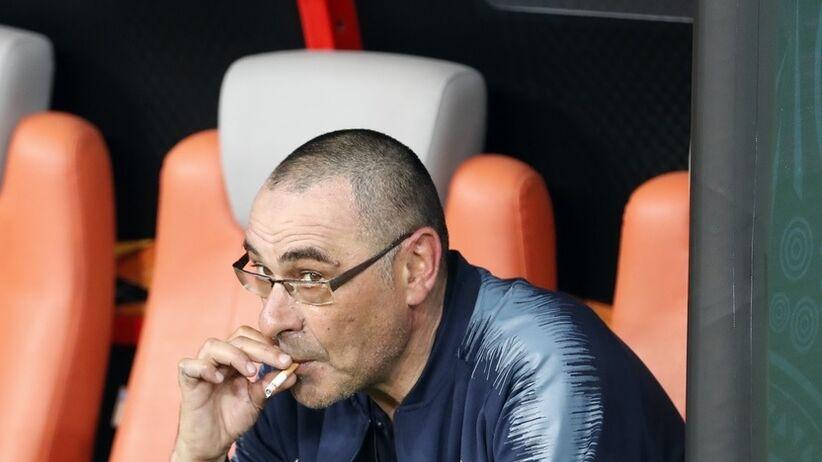 Maurizio Sarri pali 60 papierosów dziennie