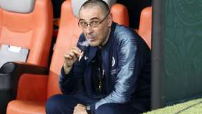 Maurizio Sarri trenerem Juventusu