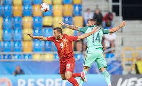 Portugalia - Macedonia