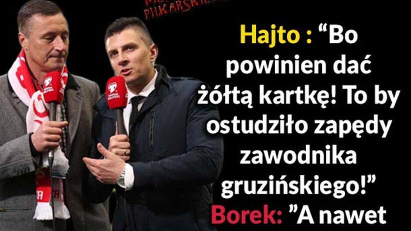 Memy po meczu Polska - Kazachstan