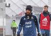 Messi pozazdrościł narciarzom i przyleciał do Finlandii