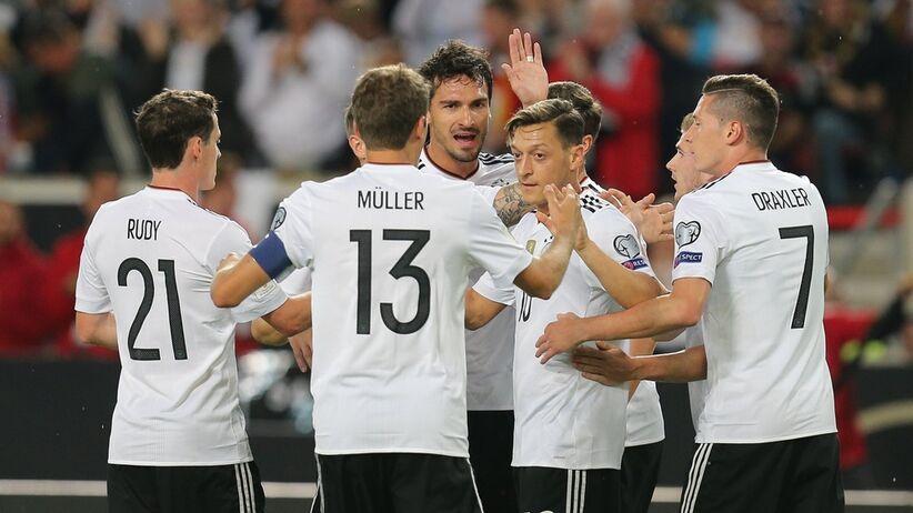 reprezentacja Niemiec
