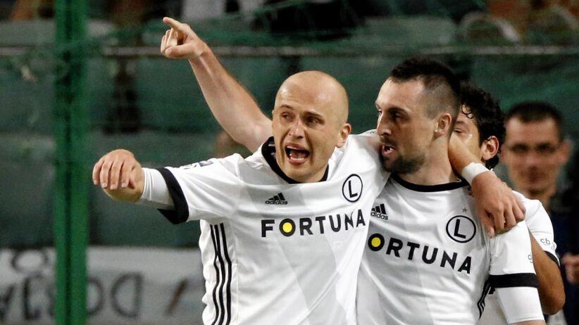 Michał Pazdan i Michał Kucharczyk