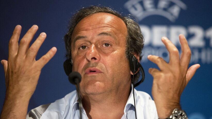 Michel Platini aresztowany