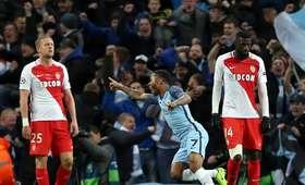 Manchester City - Monaco