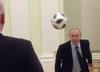 Władimir Putin i Gianni Infantino