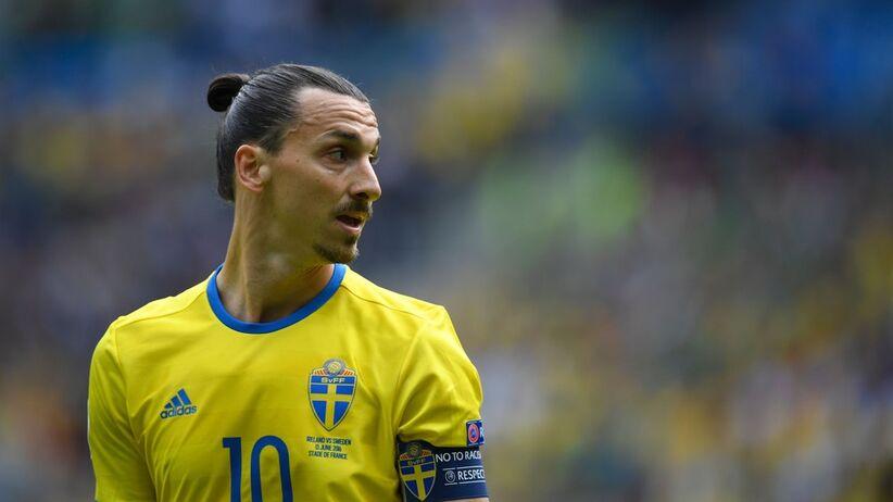 Zlatan Ibrahimović nie zagra na MŚ 2018
