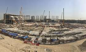 Katar, stadion