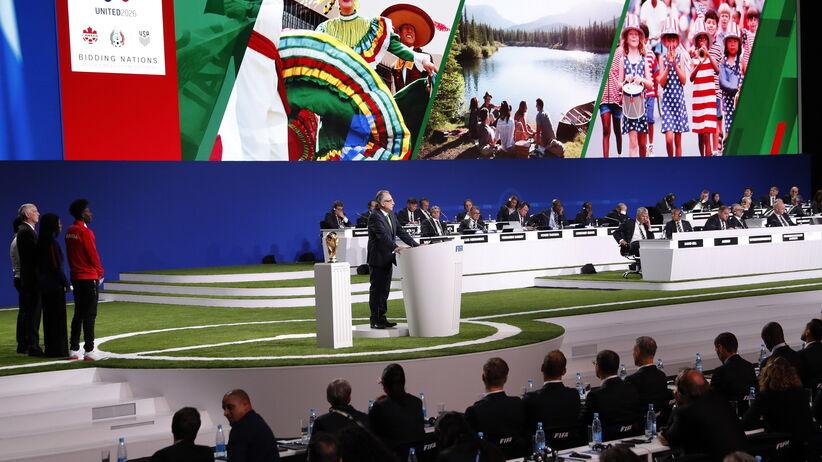 USA, Kanada i Meksyk organizatorem MŚ 2018