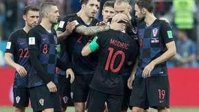 Chorwacja na mundialu w Rosji