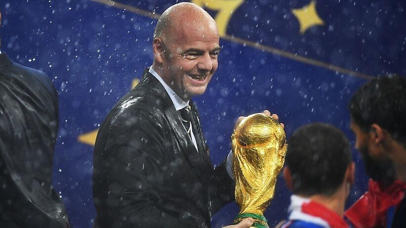 W MŚ 2022 może zagrać 48 drużyn