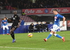 Gol Arkadiusza Milika w meczu Napoli - Sampdoria