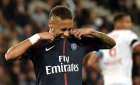 Neymar będzie pauzował przez 2,5 miesiąca