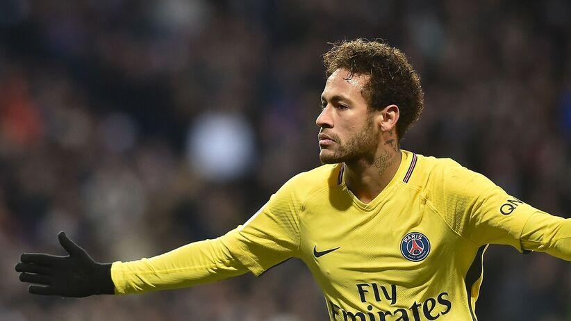Neymar zostaje w PSG