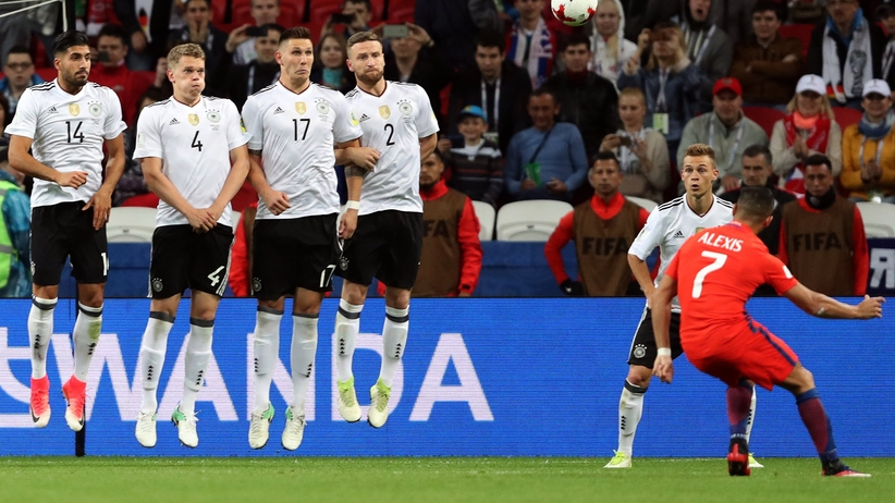 Niemcy - Chile