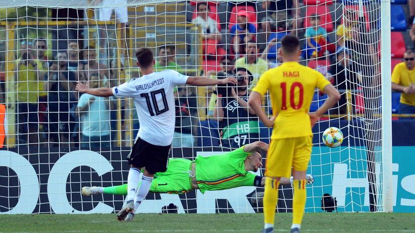 Niemcy - Rumunia U21