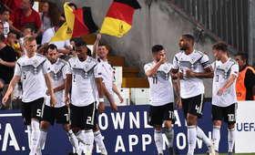 Niemcy - Serbia U21