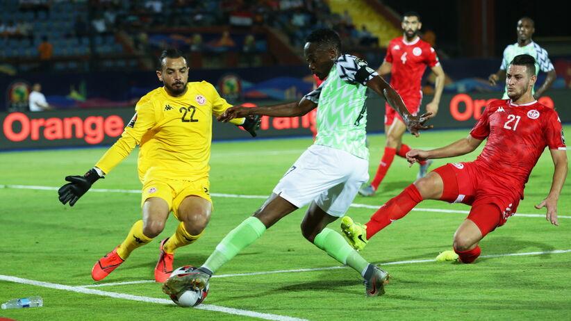 Nigeria - Tunezja