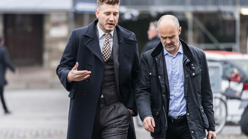 Niklas Bendtner skazany