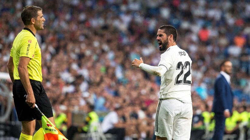 Niska frekwencja na meczach Realu i Barcelony