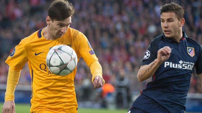 Messi i Lucas Hernandez