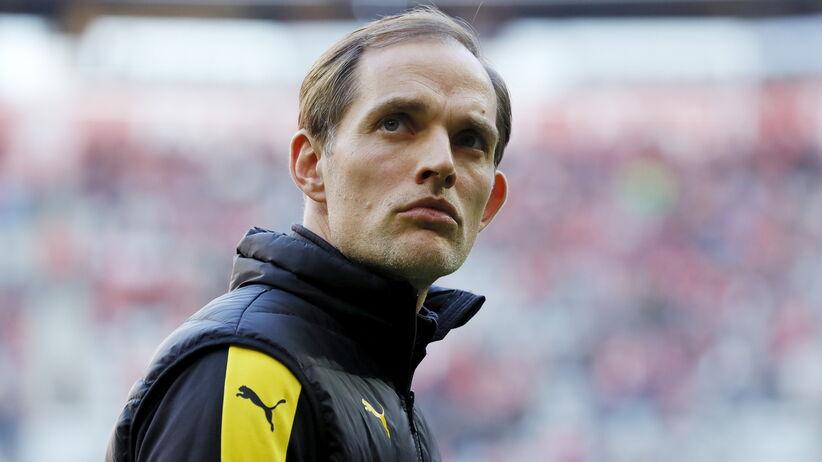 Thomas Tuchel trenerem PSG