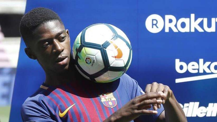 Kolejna kontuzja nowej gwiazdy Barcelony
