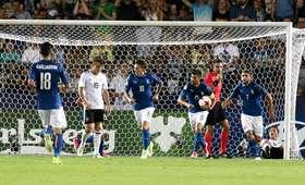 Włochy - Niemcy
