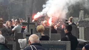 Pogrzeb Pawła Zarzecznego