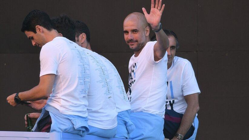 Pep Guardiola przedłużył kontrakt z Man. City