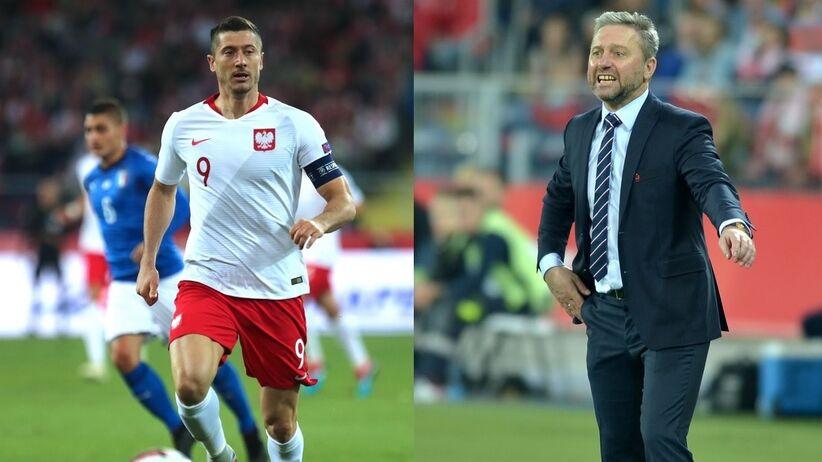 Zgrzyt na linii Lewandowski - Brzęczek