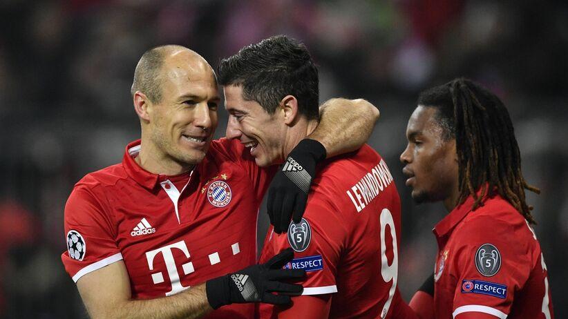 Lewandowski i Robben