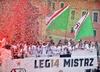 Legia Warszawa świętuje mistrzostwo Polski