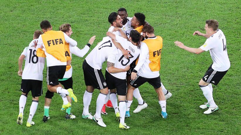 Puchar Konfederacji: Pierwszy w historii triumf Niemców