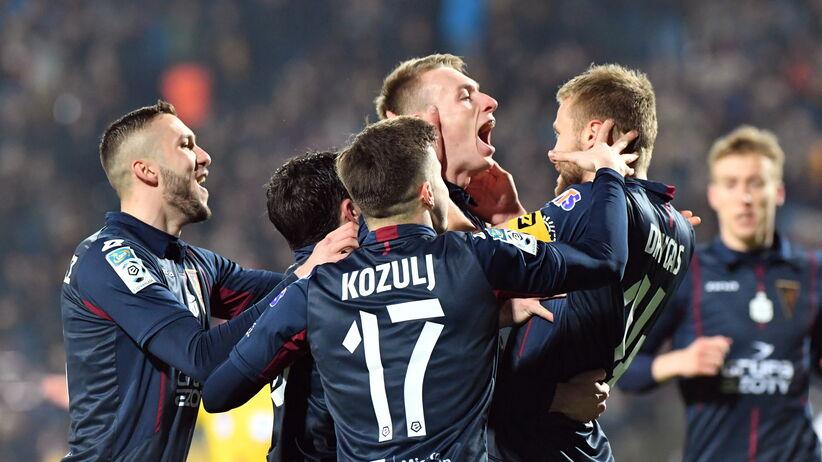 piłkarze Pogoni Szczecin