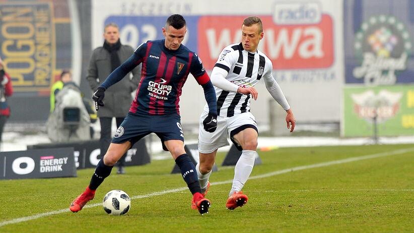 Ekstraklasa: pewne zwycięstwo Pogoni