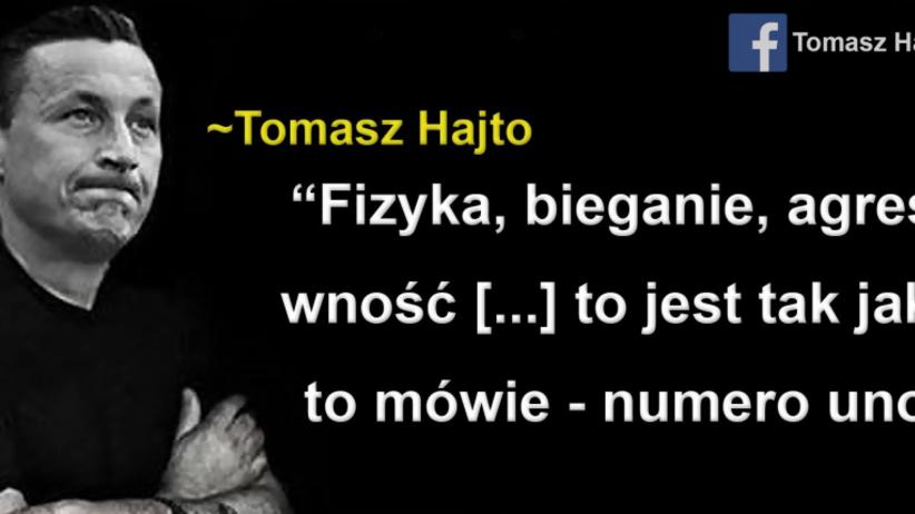 Tomasz Hajto - MEMY
