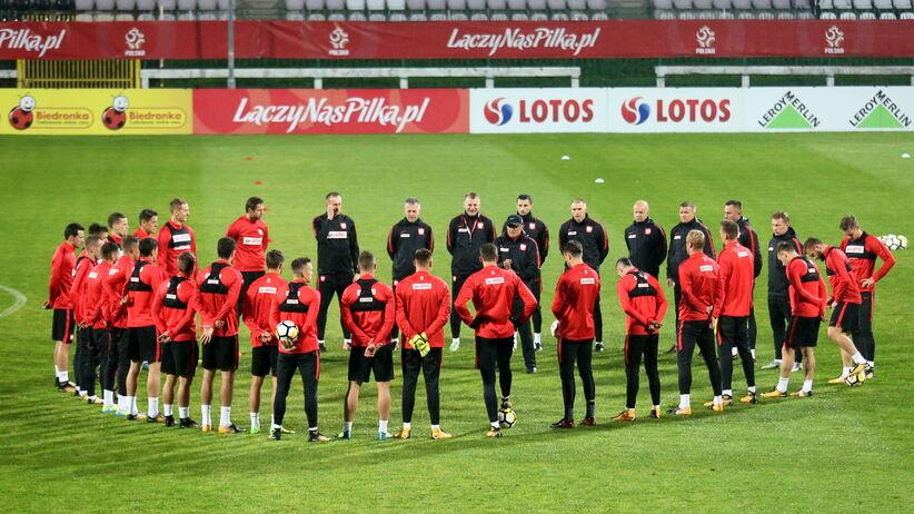 Polska - Armenia: Lewandowski, Grosicki i Pazdan nie trenowali