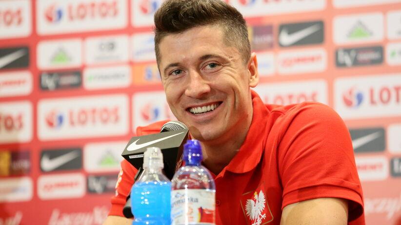 Lewandowski przed meczem z Armenią: Trzeba postawić kropkę nad i