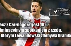Polska - Czarnogóra MEMY 2