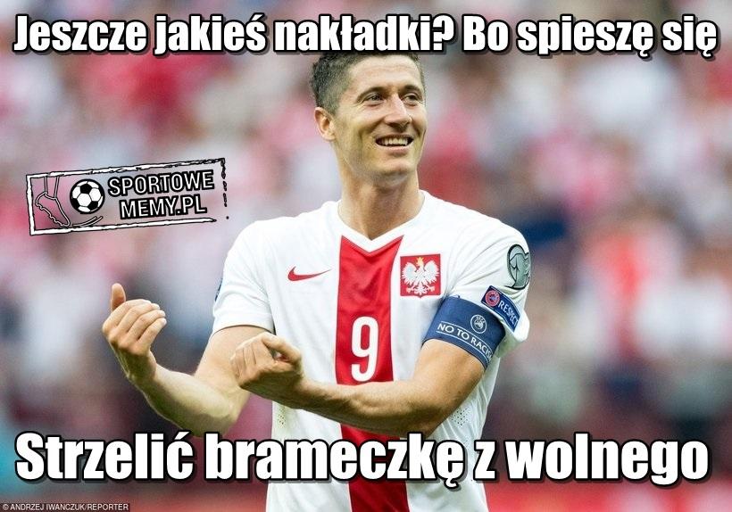 Polska - Czarnogóra MEMY3