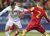 Prawie 8 milionów widzów oglądało mecz Czarnogóra - Polska
