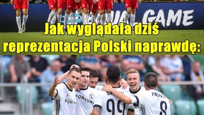 MEMY po meczu Polska - Irlandia: Kibice znów śmieją się z kadry
