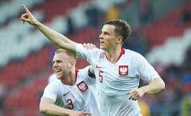 Polska - Kolumbia U20